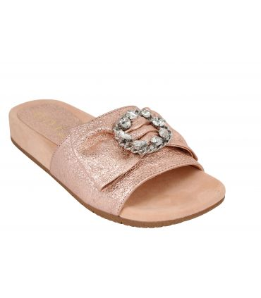 Unisa  Rosegold Slider  Codeo
