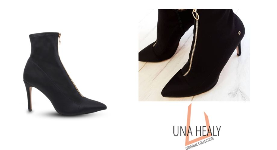UNA HEALY ORIGINAL COLLECTION SOCK BOOT UNOFFICIAL